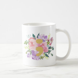 Pink Semicolon Mug