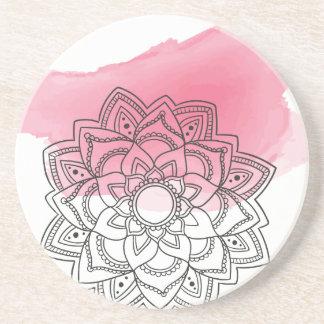 Pink sends it coaster