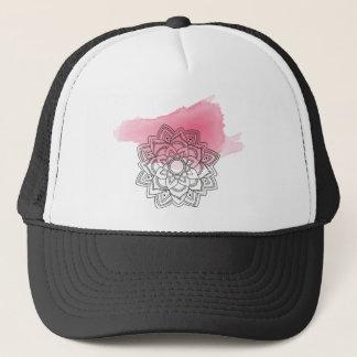 Pink sends it trucker hat
