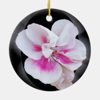 Pink Shades Ceramic Ornament