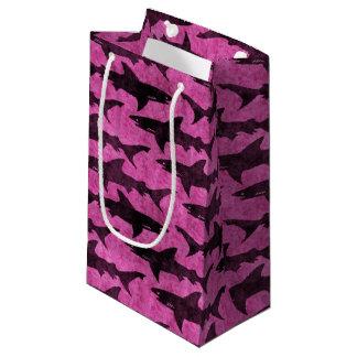 Pink Sharks Small Gift Bag