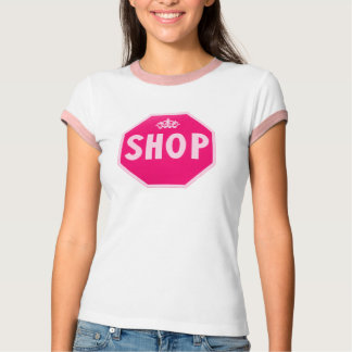 Pink Shop Queen T-Shirt