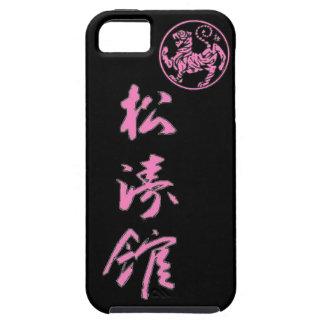 Pink Shotokan Phone Case