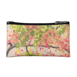 Pink Shower Tree Accessory Bag