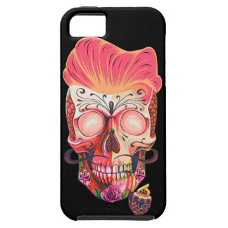 pink skull iPhone 5 cases