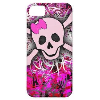 Pink Skull iPhone 5 iPhone 5 Case