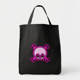 Pink Skull-N-Bonez Bag