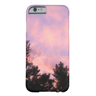 Pink Sky Barely There iPhone 6 Case