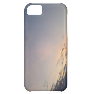 Pink Sky iPhone 5C Cover