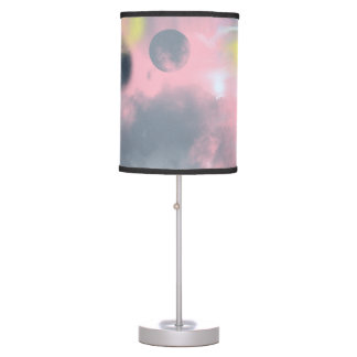 Pink Sky Table Lamp
