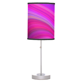 Pink sky table lamps
