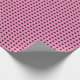 Pink Small Polka Dot Wrapping Paper