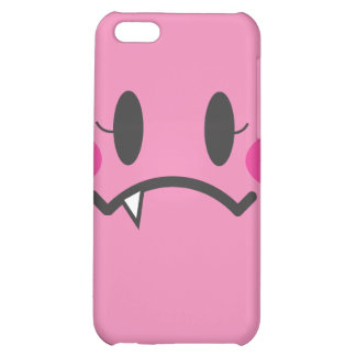 Pink Smile iPhone 5C Covers