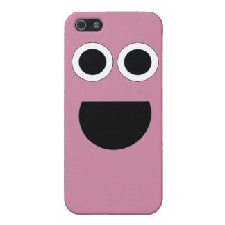 pink smile phone case iPhone 5 covers