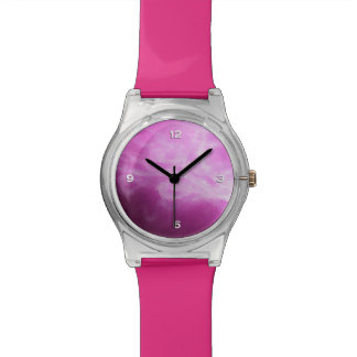 Pink Smoke Watch
