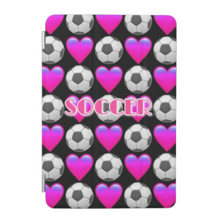 Pink Soccer Emoji iPad mini Smart Cover iPad Mini Cover