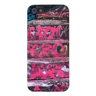 Pink Soho Graffiti Street Arts iPhone 5 Case