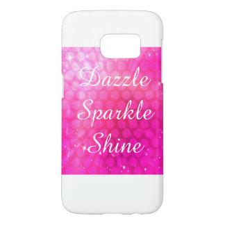 Pink Sparkle Phone Case