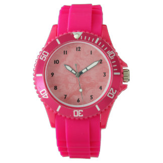 Pink Splash Watch