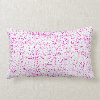 Pink Spotted Pillows