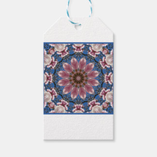 Pink spring blossoms 2.2.2, Nature Mandala Pack Of Gift Tags