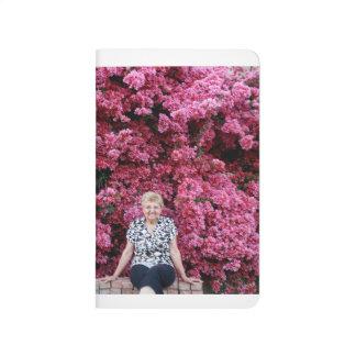 Pink Spring Flowers Journal