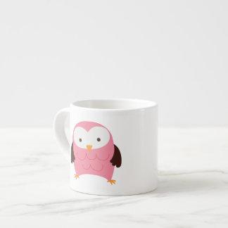 Pink Spring Owl