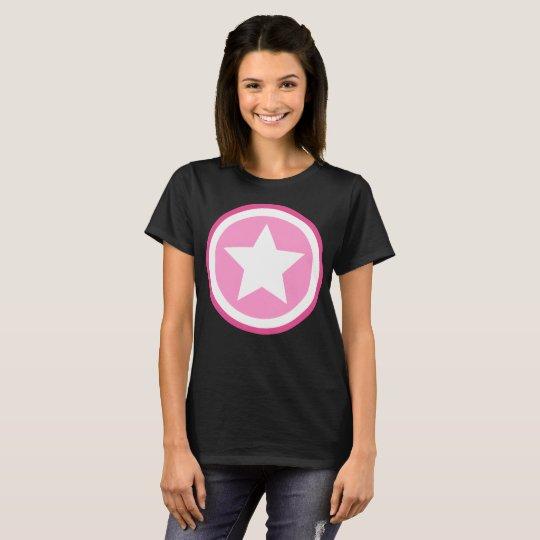 Pink Star T-Shirt