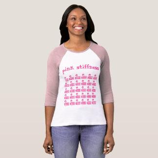 Pink stiffness T-Shirt