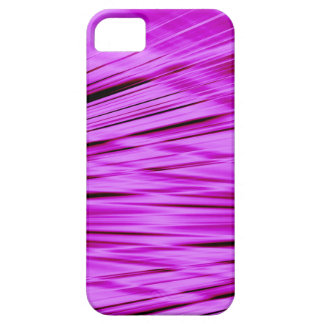 Pink streaked lines pattern case for the iPhone 5