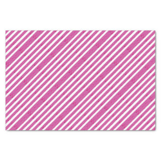 Pink Stripes - Party Supply Tissue Paper