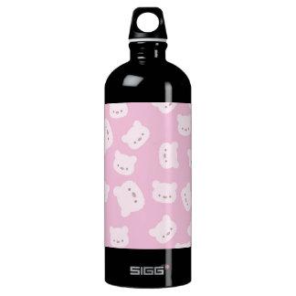 Pink Teddy Bear Pattern