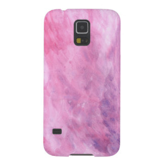 Pink Texture Galaxy S5 Cover