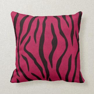 Pink tiger pillow