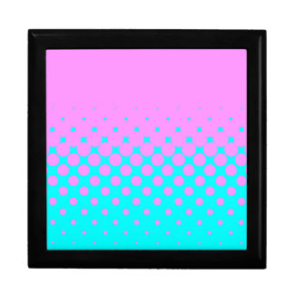 Pink to Blue Gift Box
