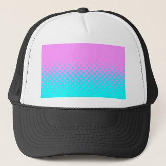Pink to Blue Trucker Hat