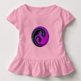 Pink Toddler's Celtic Seedling Shirt