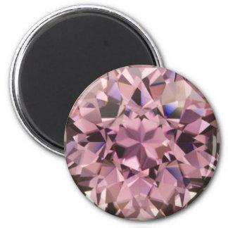 Pink Tourmaline 3 Magnet