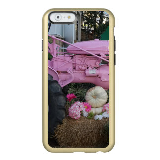 Pink Tractor Incipio Feather® Shine iPhone 6 Case