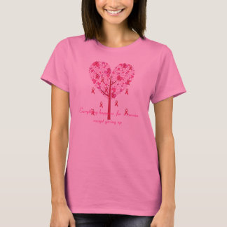 Pink Tree of Life T-Shirt