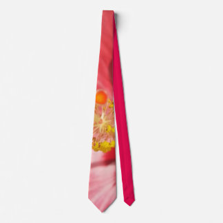 """Pink Trumpet"" Tie"
