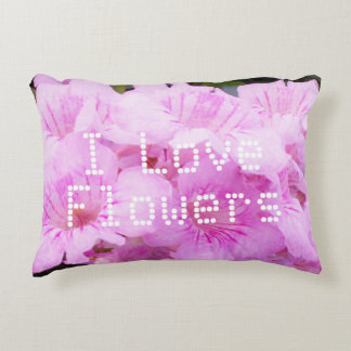 Pink Trumpet Vine Podranea Photo Pillow