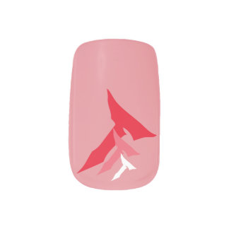 pink truth transcends nail art