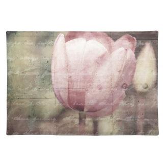 Pink Tulip Inspiration Place Mat