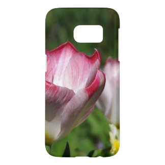 Pink Tulip Samsung Galaxy S7 Case