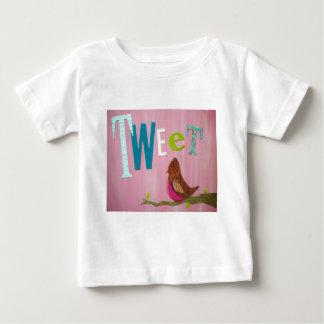 pink tweet baby T-Shirt