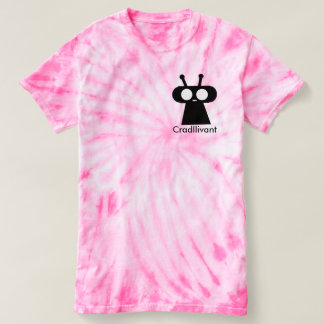 Pink Tye Dye Cradllivant Shirt