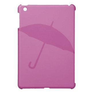 Pink Umbrella Cover For The iPad Mini