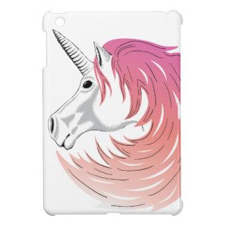Pink Unicorn iPad Mini Case