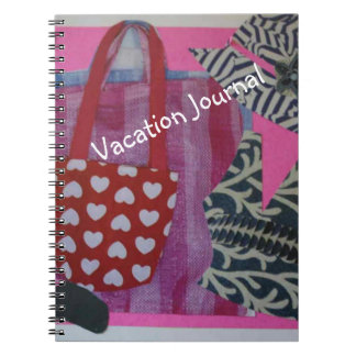 Pink Vacation Journal
